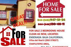 Foto de casa en venta en Villas Residencial del Real IV 2da. Sección, Ensenada, Baja California, 5236436,  no 01