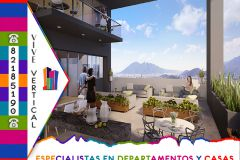 Foto de departamento en renta en Colinas de San Jerónimo, Monterrey, Nuevo León, 5322712,  no 01