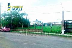 Foto de terreno habitacional en venta en ebano , la calzada, tuxpan, veracruz de ignacio de la llave, 3550929 No. 01