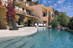 Foto de casa en renta en  , el pedregal, los cabos, baja california sur, 577940 No. 01