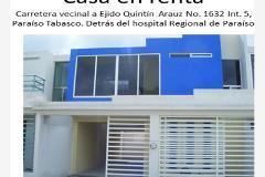 Foto de casa en renta en el ruiseñor , quintín arauz, paraíso, tabasco, 1706196 No. 01