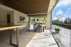 Foto de departamento en venta en  , el yaqui, cuajimalpa de morelos, distrito federal, 3602863 No. 01