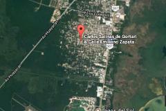 Foto de terreno habitacional en venta en emiliano zapata 0, alfredo v bonfil, benito juárez, quintana roo, 3779499 No. 01