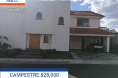 Foto de casa en renta en  , eucaliptos campestre, san luis potosí, san luis potosí, 0 No. 01