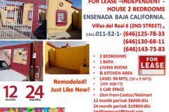 Foto de casa en renta en Villas del Real 2a Sección, Ensenada, Baja California, 5215330,  no 01