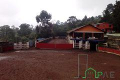 Foto de rancho en venta en Santo Tomas Ajusco, Tlalpan, Distrito Federal, 3644980,  no 01