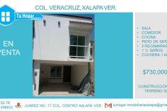 Foto de casa en venta en Veracruz, Xalapa, Veracruz de Ignacio de la Llave, 5368505,  no 01