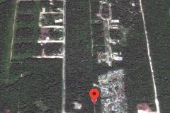 Foto de terreno habitacional en venta en fraccionamiento san angel 0, alfredo v bonfil, benito juárez, quintana roo, 4573298 No. 01