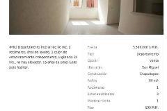 Foto de departamento en venta en gobernador josé ceballos , san miguel chapultepec i sección, miguel hidalgo, distrito federal, 4334968 No. 01