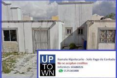Foto de casa en venta en hacienda de la cienega 1673-a, hacienda real del caribe, benito juárez, quintana roo, 4457472 No. 01