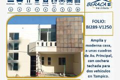 Foto de casa en venta en  , hidalgo poniente, ciudad madero, tamaulipas, 4355696 No. 01