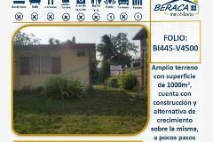 Foto de terreno habitacional en venta en  , jacarandas, ciudad madero, tamaulipas, 4328909 No. 01