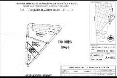 Foto de terreno comercial en venta en  , k.m 308, benito juárez, quintana roo, 4412309 No. 01
