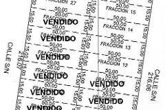 Foto de terreno habitacional en venta en  , komchen, mérida, yucatán, 4598813 No. 01