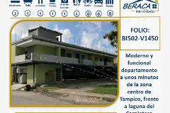 Foto de departamento en venta en  , laguna del carpintero, tampico, tamaulipas, 4589469 No. 01