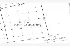 Foto de terreno habitacional en venta en las caleras o, el uro, monterrey, nuevo león, 4352352 No. 01