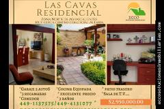 Foto de casa en venta en  , las cavas, aguascalientes, aguascalientes, 4641247 No. 01
