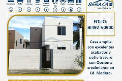 Foto de casa en venta en  , las flores, ciudad madero, tamaulipas, 3901449 No. 01