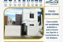 Foto de casa en venta en  , las flores, ciudad madero, tamaulipas, 4332183 No. 01