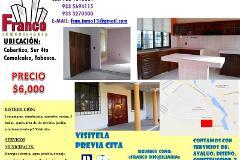 Foto de casa en renta en lazaro cardenas 0, sur, comalcalco, tabasco, 2867477 No. 01