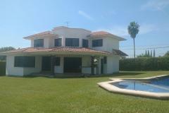 Foto de casa en venta en  , lomas de cocoyoc, atlatlahucan, morelos, 4600056 No. 01