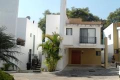 Foto de casa en condominio en venta en  , lomas de la selva, cuernavaca, morelos, 2100871 No. 01