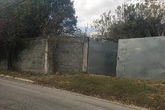 Foto de terreno habitacional en venta en  , los cristales, monterrey, nuevo león, 4311269 No. 01