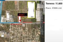 Foto de terreno industrial en venta en  , los héroes, mérida, yucatán, 4346443 No. 01
