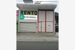 Foto de bodega en renta en  , luz del barrio, xalapa, veracruz de ignacio de la llave, 0 No. 01
