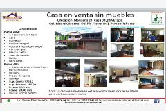 Foto de casa en venta en maanzana 24 casa 02 , lázaro cárdenas, paraíso, tabasco, 4604644 No. 01
