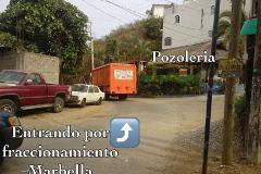 Foto de terreno habitacional en venta en mar atlantico 3, mozimba, acapulco de juárez, guerrero, 0 No. 01