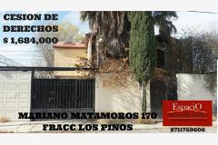 Foto de casa en venta en mariano matamoros 170, los pinos, saltillo, coahuila de zaragoza, 0 No. 01