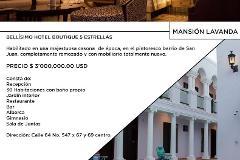 Foto de edificio en venta en  , merida centro, mérida, yucatán, 4369119 No. 01