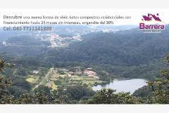 Foto de terreno habitacional en venta en mineral del monte 7000, oyamel, pachuca de soto, hidalgo, 0 No. 01