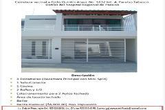 Foto de casa en renta en misael de la cruz , quintín arauz, paraíso, tabasco, 1706280 No. 01