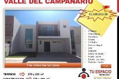 Foto de casa en venta en  , misión del campanario, aguascalientes, aguascalientes, 4354224 No. 01