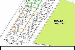Foto de terreno habitacional en venta en  , nueva obrera, mérida, yucatán, 4296106 No. 01