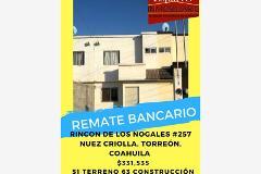 Foto de casa en venta en nuez criolla 257, los nogales, torreón, coahuila de zaragoza, 0 No. 01