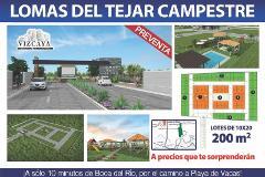 Foto de terreno habitacional en venta en numero numero, el tejar, medellín, veracruz de ignacio de la llave, 3819048 No. 01