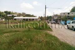 Foto de terreno habitacional en venta en alberto tejeda, , obrera, tuxpan, veracruz de ignacio de la llave, 1218113 No. 01