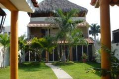 Foto de casa en venta en pelicanos y zalcetas , cruz de huanacaxtle, bahía de banderas, nayarit, 4006393 No. 01