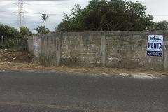 Foto de terreno habitacional en renta en  , playa de vacas, medellín, veracruz de ignacio de la llave, 2304508 No. 01