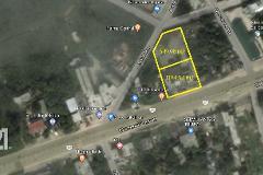 Foto de terreno habitacional en venta en polar poniente con avenida kukulkan s/n , tulum centro, tulum, quintana roo, 4405145 No. 01