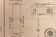Foto de terreno habitacional en venta en  , progreso de castro centro, progreso, yucatán, 3037101 No. 01