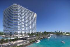 Foto de departamento en venta en puerto cancun , paraíso cancún, benito juárez, quintana roo, 4318667 No. 01