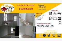 Foto de casa en venta en reforma-dos bocas 0, las rosas, comalcalco, tabasco, 3911852 No. 01