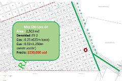 Foto de terreno habitacional en venta en región 8 manzana 690 , tulum centro, tulum, quintana roo, 4628860 No. 01