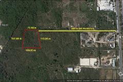 Foto de terreno comercial en venta en  , roble agrícola iii, mérida, yucatán, 0 No. 01