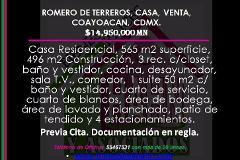 Foto de casa en venta en  , romero de terreros, coyoacán, distrito federal, 3798156 No. 01