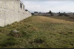 Foto de terreno habitacional en venta en  , san antonio acahualco, zinacantepec, méxico, 4348365 No. 01
